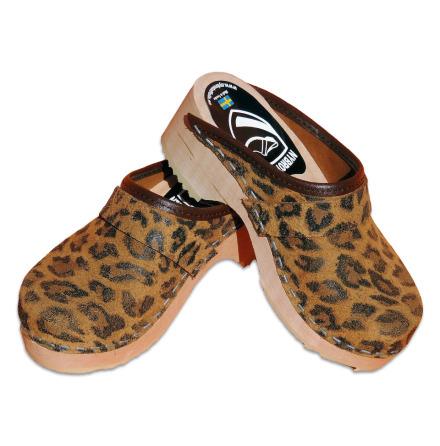 Lasten Puukengät Leopardi